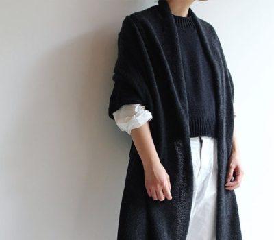 【長野 nana 分室・11月23日  】編み機でストールを編むワークショップを行います。③